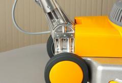 GHIBLI SB 143 M22 - Eднодискова машина с метална предавка 227 rpm, GHIBLI&WIRBEL, Размер 43 см., Еднодискови машини, За пране на мокети и килими, За миене на твърди настилки cfd71898