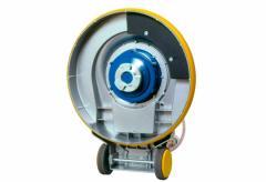 GHIBLI SB 143 M22 - Eднодискова машина с метална предавка 227 rpm, GHIBLI&WIRBEL, Размер 43 см., Еднодискови машини, За пране на мокети и килими, За миене на твърди настилки 1af91d3e