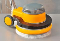 GHIBLI SB 143 M22 - Eднодискова машина с метална предавка 227 rpm, GHIBLI&WIRBEL, Размер 43 см., Еднодискови машини, За пране на мокети и килими, За миене на твърди настилки ac4318cb