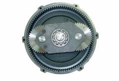 GHIBLI SB 143 M22 - Eднодискова машина с метална предавка 227 rpm, GHIBLI&WIRBEL, Размер 43 см., Еднодискови машини, За пране на мокети и килими, За миене на твърди настилки 44cc1da6