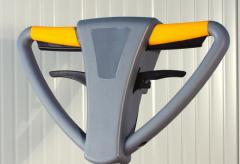GHIBLI SB 150 L 16 - Еднодискова машина за меки и твърди настилки, GHIBLI&WIRBEL, Размер 50 см., Еднодискови машини, За пране на мокети и килими, За миене на твърди настилки ef1c1b27