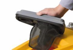 Машина за почистване на твърди настилки под наем с кабел 1100 м2/час, GHIBLI, , За миене на твърди настилки 996b17bd