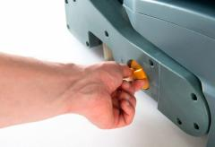 Машина за почистване на твърди настилки под наем  на кабел 800 м2/час., GHIBLI, , За миене на твърди настилки 97c61f07