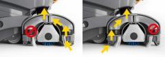 Машина за почистване на твърди настилки под наем  на кабел 800 м2/час., GHIBLI, , За миене на твърди настилки bc8d1b15