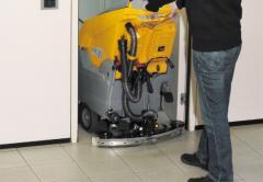 Машина за почистване на твърди настилки под наем с кабел 1400 м2/час, GHIBLI, , За миене на твърди настилки 080d1a44