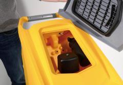 Машина за почистване на твърди настилки под наем с кабел 1400 м2/час, GHIBLI, , За миене на твърди настилки e9341c21