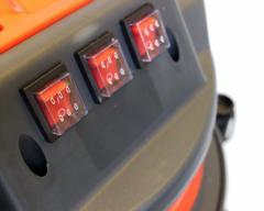 KRAUSEN PRO SUPER - три моторна праховодосмукачка , KRAUSEN, Прахо и водосмукачки, Прахосмукачки, За сухо и мокро изсмукване f7af1bce
