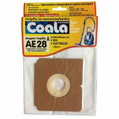 Синтетични торби за прахосмукачки AEG,  AE28-A , ТОНИ, Торби за домакински прахосмукачки, Консумативи, За сухо прахосмучене 57951f3e