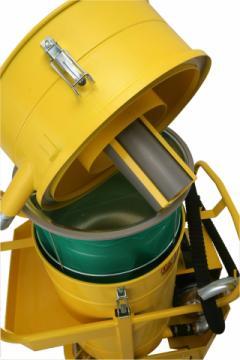 MASTERVAC MEKA 150 - Индустриална прахосмукачка за събиране и отделяне на масло от стружки, MASTERVAC, Индустриални прахосмукачки, Прахосмукачки,  dd8a1aae