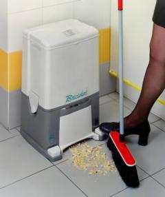 GHIBLI BRICIOLO - Прахосмукачка за фризьорски салони, GHIBLI, , За сухо прахосмучене d8a41a74