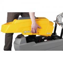 Ghibli Freccia 15 М 38 BC - Професионална подопочистваща миеща машина на батерии, GHIBLI&WIRBEL, На батерии, Подопочистващи машини, За миене на твърди настилки 1a161b37