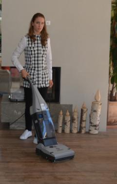Универсална машина под наем за почистване на твърди и меки подови настилки , LINDHAUS, , За пране на мокети и килими, За миене на твърди настилки c31c197a