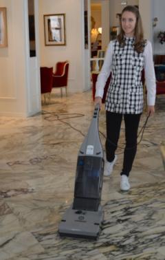 Универсална машина под наем за почистване на твърди и меки подови настилки , LINDHAUS, , За пране на мокети и килими, За миене на твърди настилки cfbe1a71