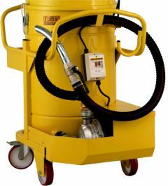 MASTERVAC MEKA 150 - Индустриална прахосмукачка за събиране и отделяне на масло от стружки, MASTERVAC, Индустриални прахосмукачки, Прахосмукачки,  17a11c06