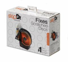 SKIP DR - Електрическо устройство за възстановяване на надраскани дискове, SKIP DR, ,  980d1f54