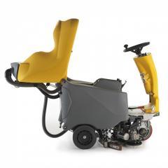 GHIBLI RIDER R 65 RD 55 - Подопочистваща седлова машина, GHIBLI&WIRBEL, Седлови, Подопочистващи машини, За миене на твърди настилки bb0719d5