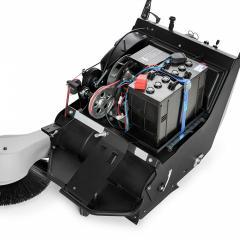 Професионална ръчна метачна машина Ghibli&Wirbel SWEEPER - HS MТ 80 BC, GHIBLI&WIRBEL, Автономни, Метачни машини, За метене на открити площи 15001b85